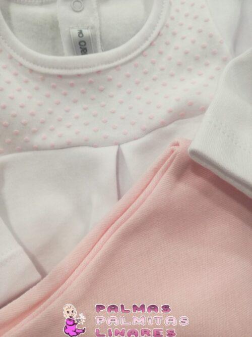 Conjunto Camiseta y polaina 2