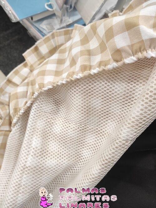 Funda de silla con rejilla 5