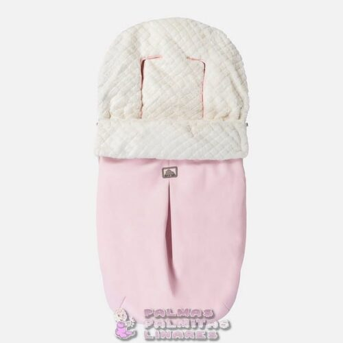 Saco de polipiel y pelo para bebé 1