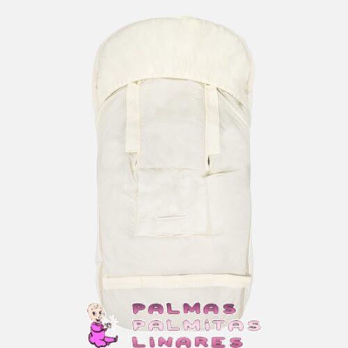 Saco para silla detalle pelo polipiel blanca k 2